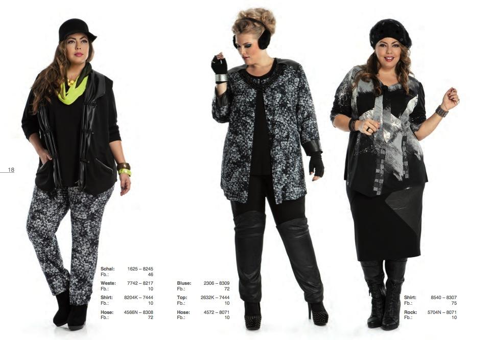 Одежда Зима Осень Для Полных С Доставкой